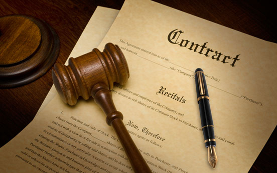 Contract Attorney in Kansas City
