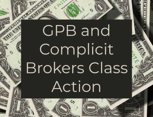 Class Action Filed against GPB and Complicit Brokers